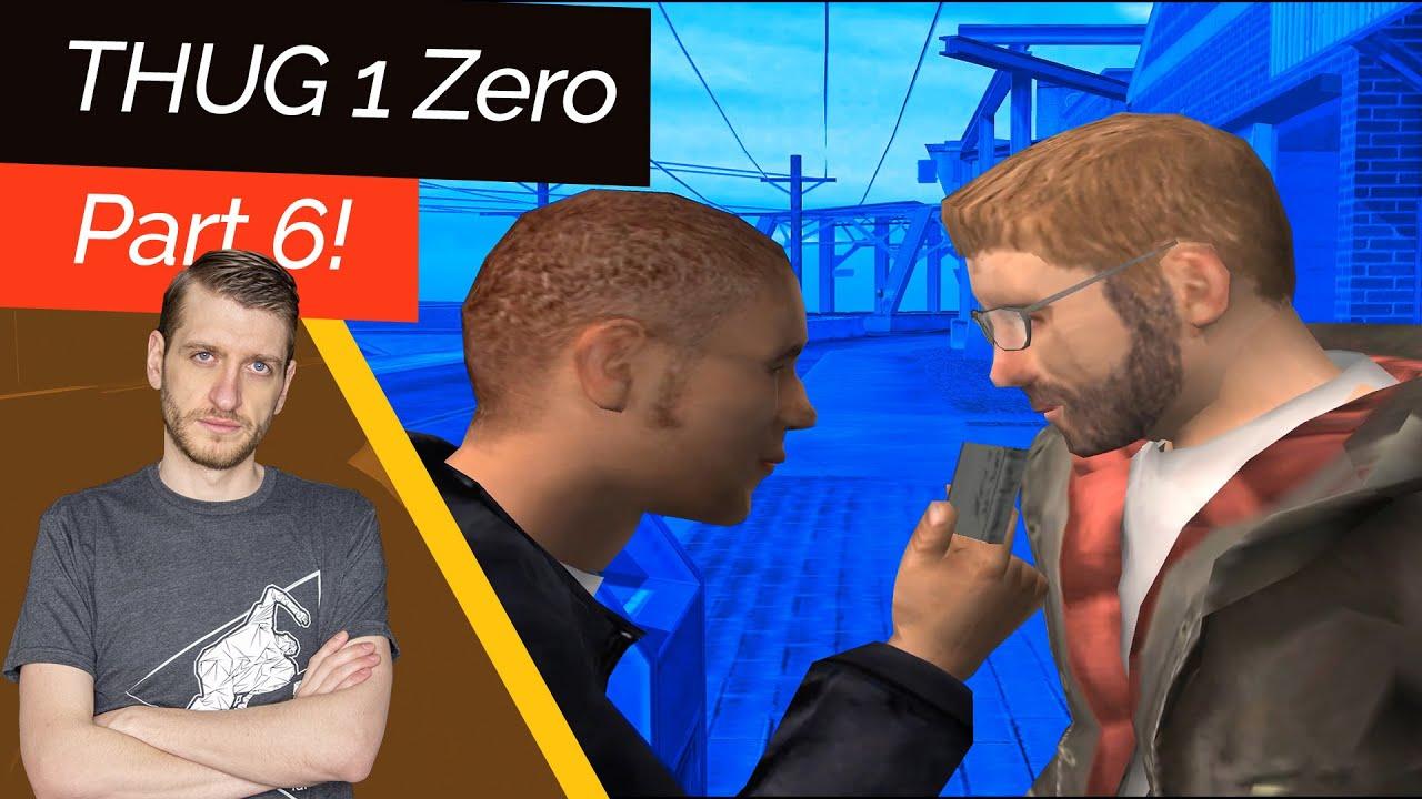 The final showdown! THUG 1 - Zero Stats Part 6
