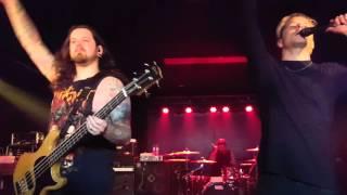 Bury Tomorrow - Memories - Live 28.04.2016 Köln Progression Tour