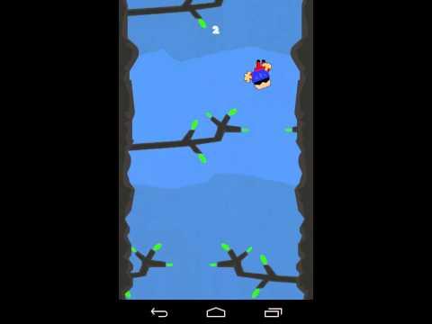 Free Fall Game Play