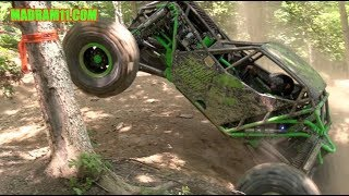 ACTION PACKED HILL 2 AT DIRTY TURTLE OFFROAD PARK