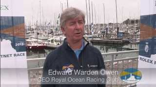 Edward Warden Owen, the CEO of RORC