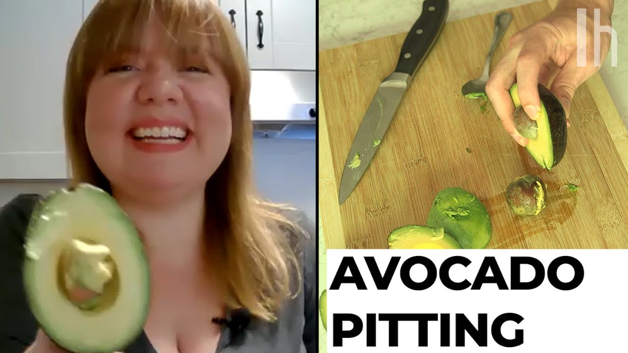 Does TikTok Know the Easiest Way to Pit and Avocado?  |  Hack or Wack