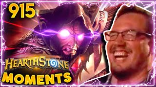 WHAT KIND OF SORCERY IS THIS? | Hearthstone Daily Moments Ep.915
