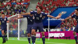 PS4 EA FIFA 18 RUSSIA WORLD CUP (Full Highlights)