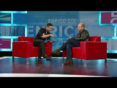 Enrico Colantoni on George Stroumboulopoulos Tonight:
