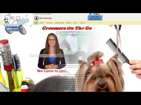 Mobile Pet Grooming Cleveland TN
