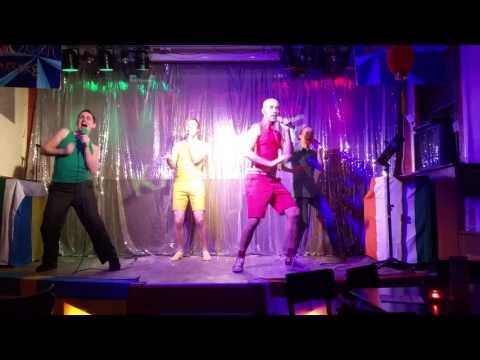 Eurovision Karaoke Berlin - 100% te ljubam (XXL from Macedonia)