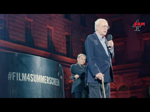 Michael Caine explains the ending of Inception at Film4 Summer Screen
