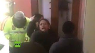 Denuncian la detención ilegal de la prefecta de Pichincha, Ecuador, Paola Pabón