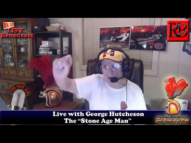 The Stone Age Man Show With George Hutcheson Buy Ad Placement :