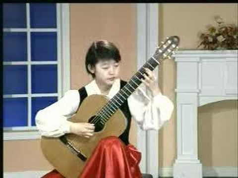 Li Jie - Estudio de Concierto 1 (Barrios)