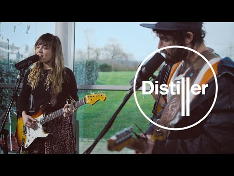Angus and Julia Stone - All This Love   Live From The Distillery