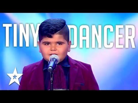 اراب جوت تالنت حسين دريد حسوني من العراق | Kid Dancer On Arab's Got Talent 2017 Husein thumbnail