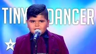 اراب جوت تالنت حسين دريد حسوني من العراق | Kid Dancer On Arab's Got Talent 2017 Husein