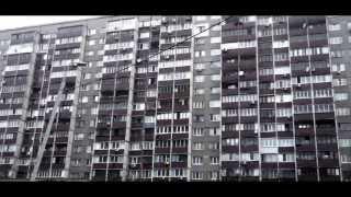 Kiev Ukraine Poverty Ghetto / (Троещина) / Part 2