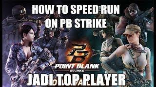 Tips Berlari Cepat di Game Point Blank Strike #PBStrike Eps. 2