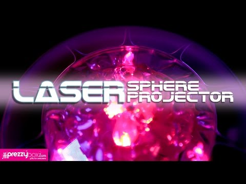 Laser Sphere Projector - A Dazzling Light Display