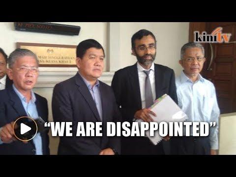 PKR MP's bid to challenge Pandikar thrown out