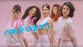 The Rudeboyz & Greeicy - No Te Equivoques (Video Oficial)