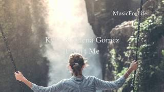 Kygo & Selena Gomez - It Ain't Me (Lyric-Karaoke)