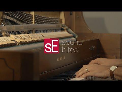 SoundBites: sE8 + Upright Piano