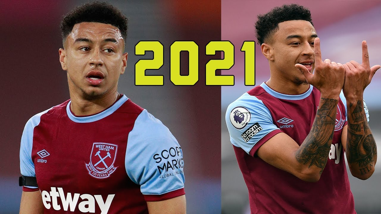 Download You Won't Believe How Good Jesse Lingard Has Become At West Ham United ⚒ 2021
