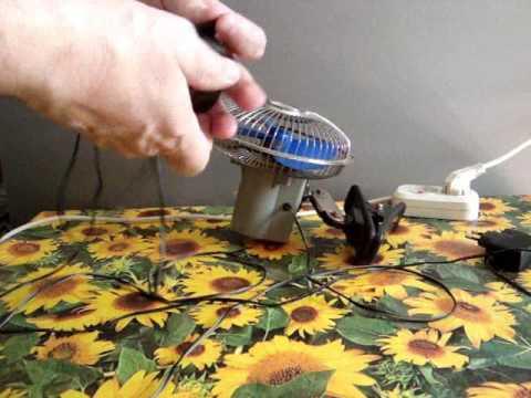 220=12 вольт. Вентилятор 12 вольт в квартире. Легко и просто, без вложений