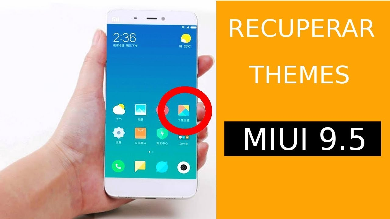 English Themes For Miui