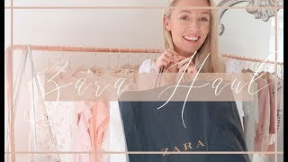 ZARA HAUL & TRY ON // Spring 2018 // Fashion Mumblr