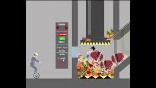 happy wheels: no sere el mejor cocinero??