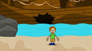 Shipwreck Island Escape Day 3 Walkthrough