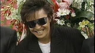 1988年「笑っていいとも」 私的ツボ⇒次のゲストへのメッセージをタモさ...