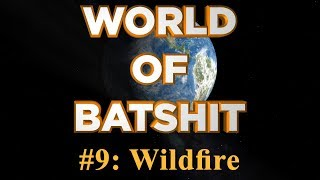 World of Batshit - #9: Wildfire