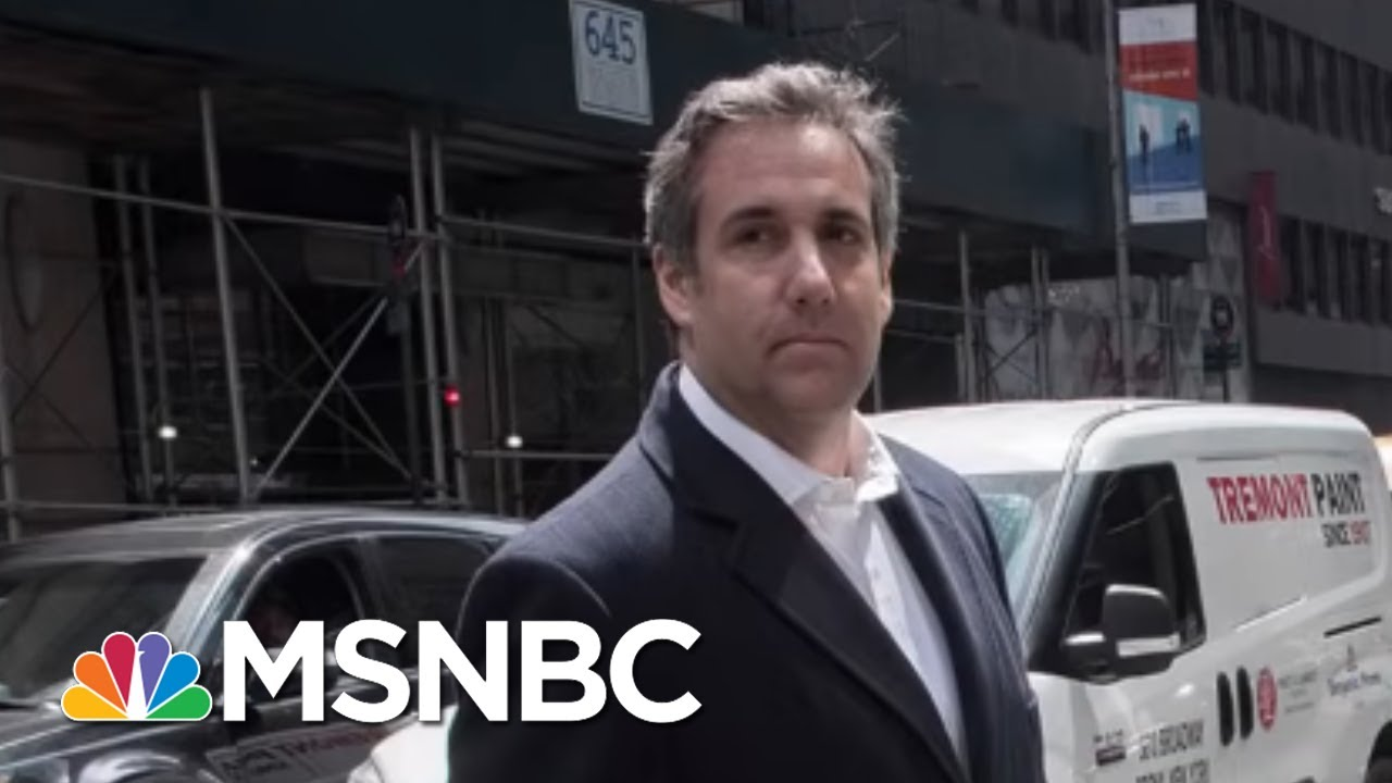 Michael Cohen Apparently Flipping Is Extremely Bad News for Trump