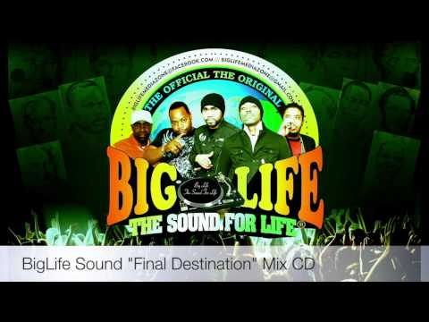 "THE HOTTEST DJ MIX ON THE PLANET ""BIGLIFE SOUND FINAL DESTINATION"" Mix CD"