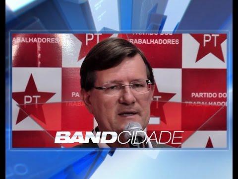 Zé Ricardo (PT) disputa Prefeitura