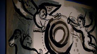 В подмосковном Новом Иерусалиме открылась выставка Марка Шагала