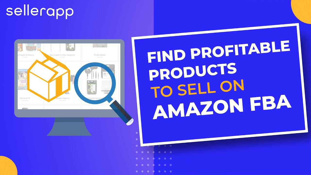 Amazon Product Research Tool - Find Best Products to Sell on Amazon FBA in 2020
