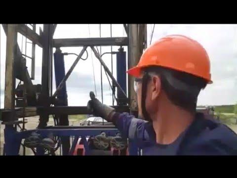 Авария на нефтяной скважине со смертельным исходом. Нас ждут дома!