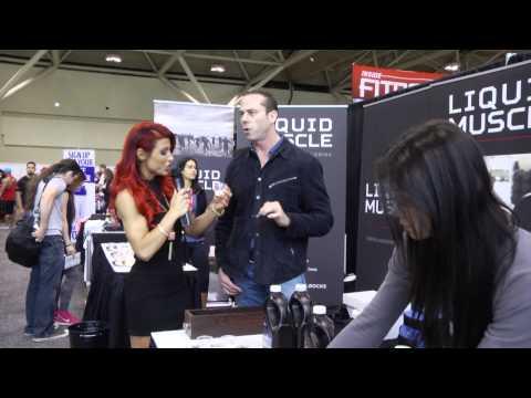 TPS 2015 - Nancy Di Nino interviews David Kwinter of Liquid Muscle