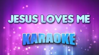 Gospel - Jesus Loves Me (Karaoke & Lyrics)