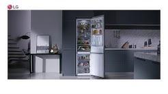 Die neue Generation LG Kühl-Gefrierkombinationen – hält Lebensmittel länger frisch