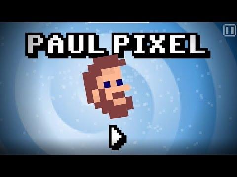 Paul Pixel - The Awakening - Gameplay iOS (iPhone / iPad) par KickMyGeek