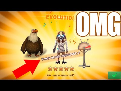 Angry Birds Evolution Update : Hatching Eddie the Bird