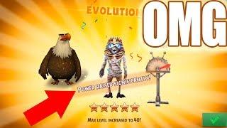 Angry Birds Evolution Update : Hatching Eddie the Bird