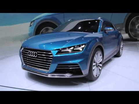 Audi Allroad Shooting Brake Concept [2014 Detroit Auto Show]