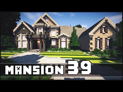 Minecraft - Epic Mansion 39