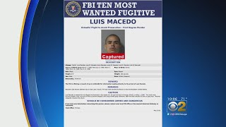 Illinois Man On FBI's 'Ten Most Wanted' List Arrested After 8 Years