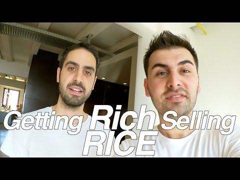 Getting Rich Selling RICE! #MeetTheEntrepreneurs #1