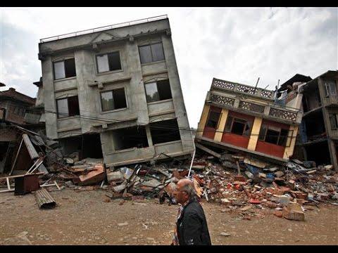 Live Earthquake Nepal Shocking 25 April 2015